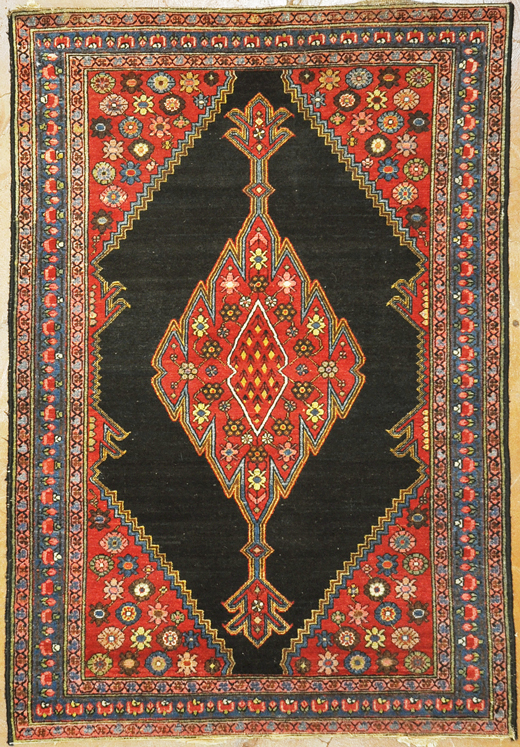 Antique Hamedan Rug rugs and more oriental carpet -
