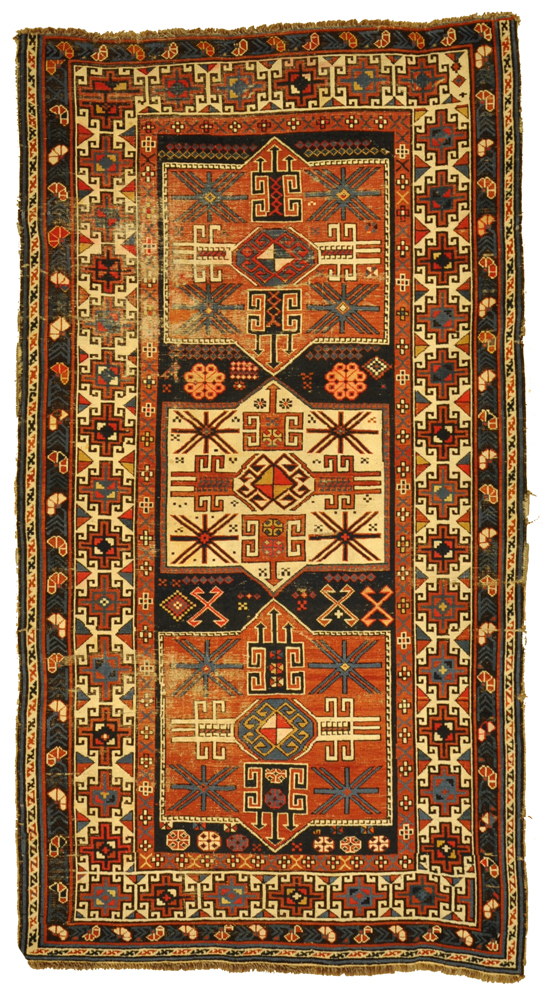 Antique Kuba rugs and more oriental carpet -