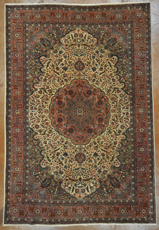 Antique Hereke rugs and more oriental carpet -1