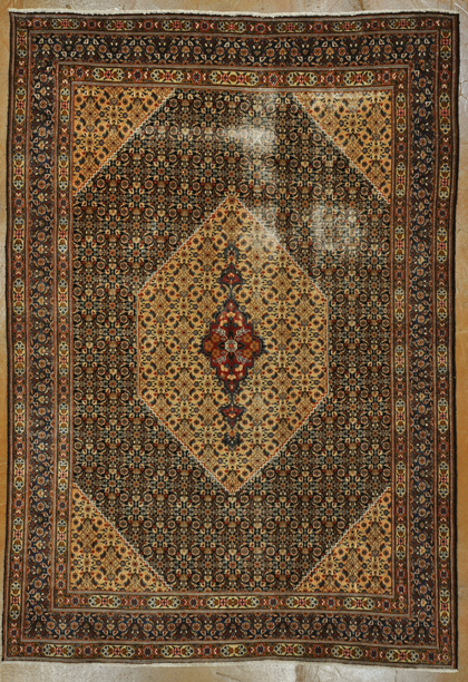 Antique Moud Rug