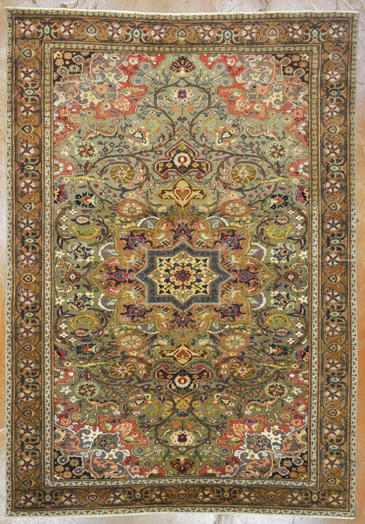 Antique Hereke Rug rugs and more oriental carpet -