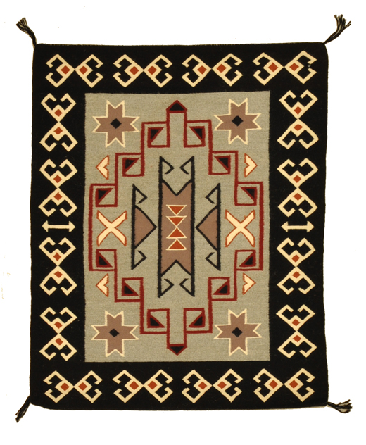 Antique Navajo Rug rugs and more oriental carpet -