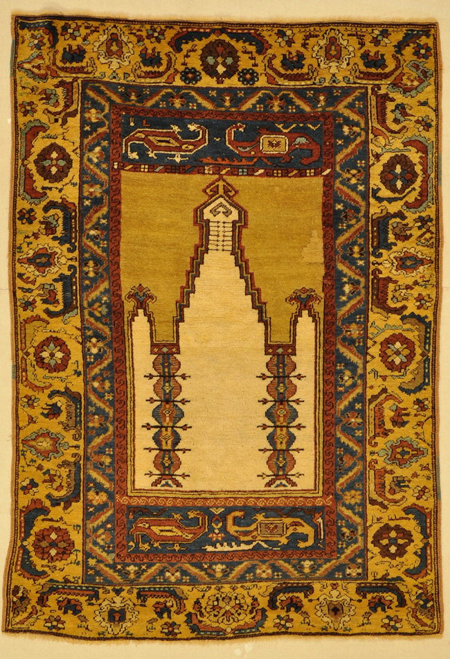 Antique Turkish rugs and more oriental carpet -1