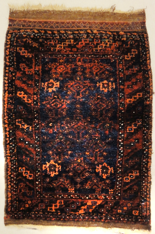 Antique Baluchi Balisht rugs and more oriental carpet -