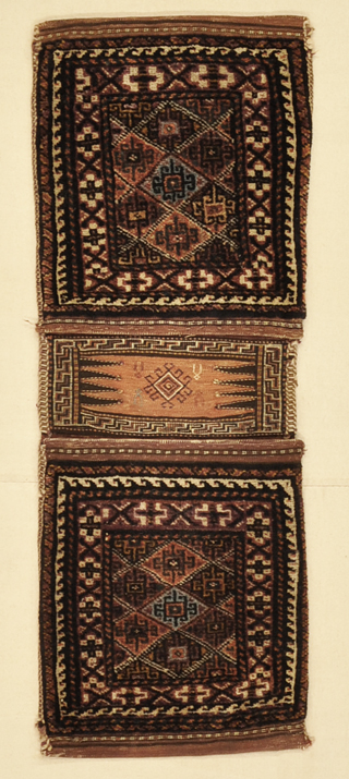 Antique Kurd Bag rugs and more oriental carpet -
