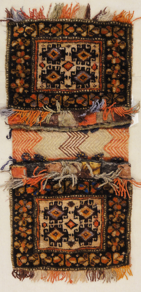 Antique Bag rugs and more oriental carpet -