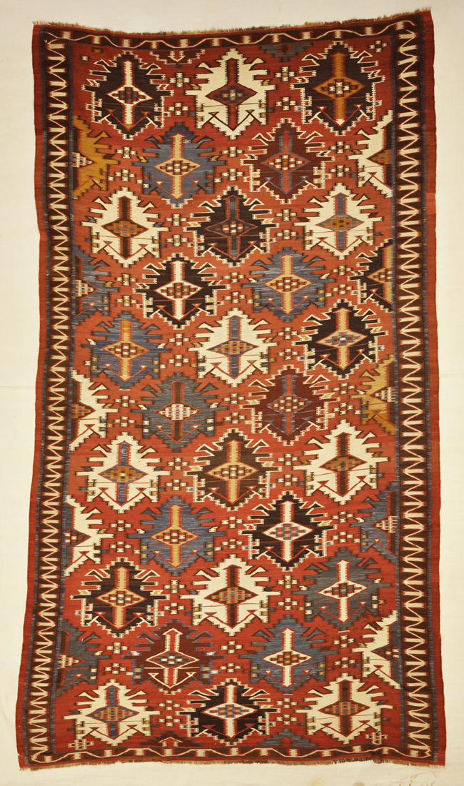 Antique Kelim Kuba rugs and more oriental carpet -