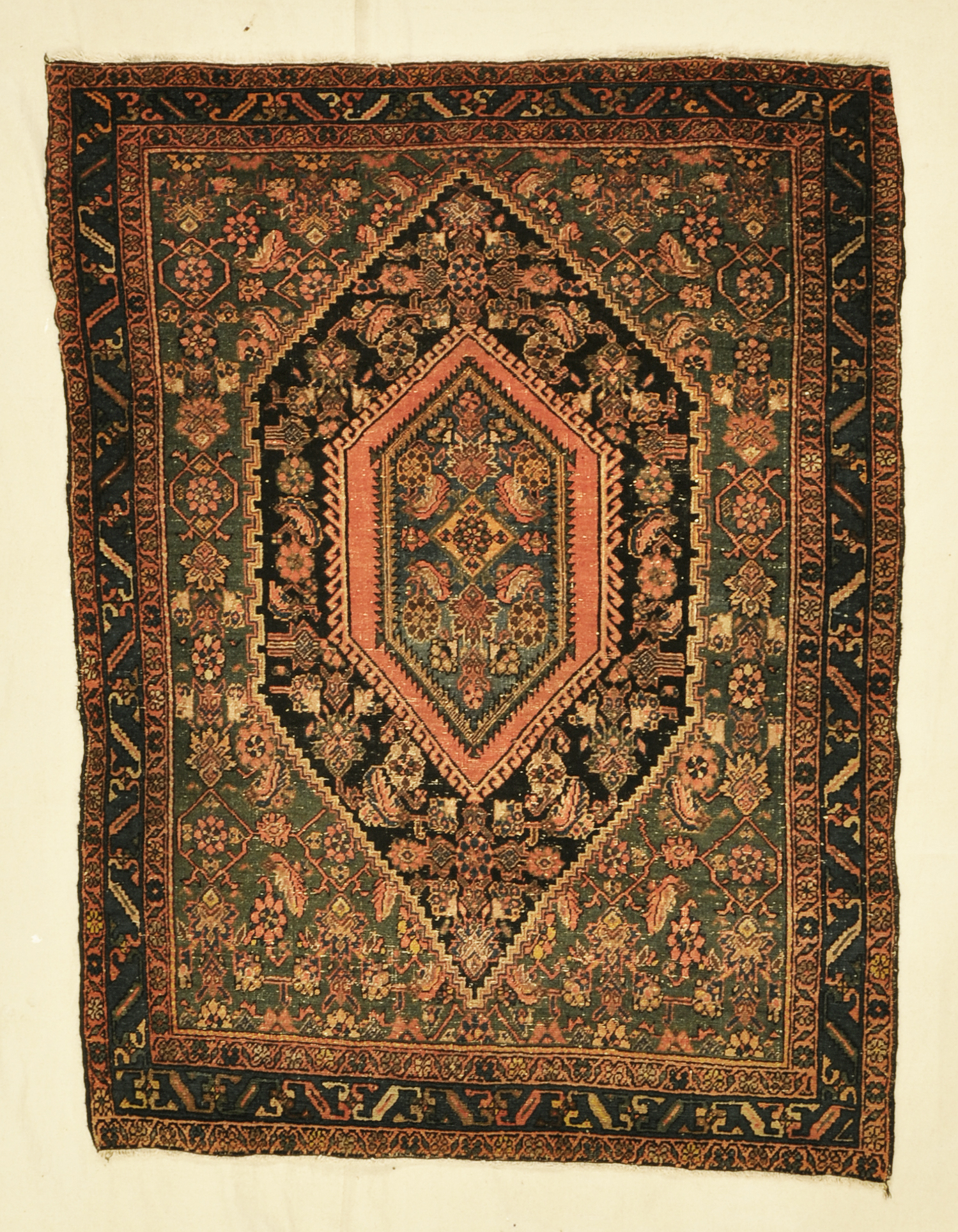 Antique Bijar rugs and more oriental carpet -