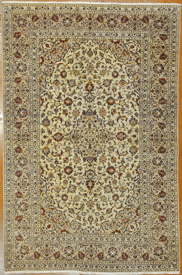 Vintage Kashan rugs and more oriental carpet -