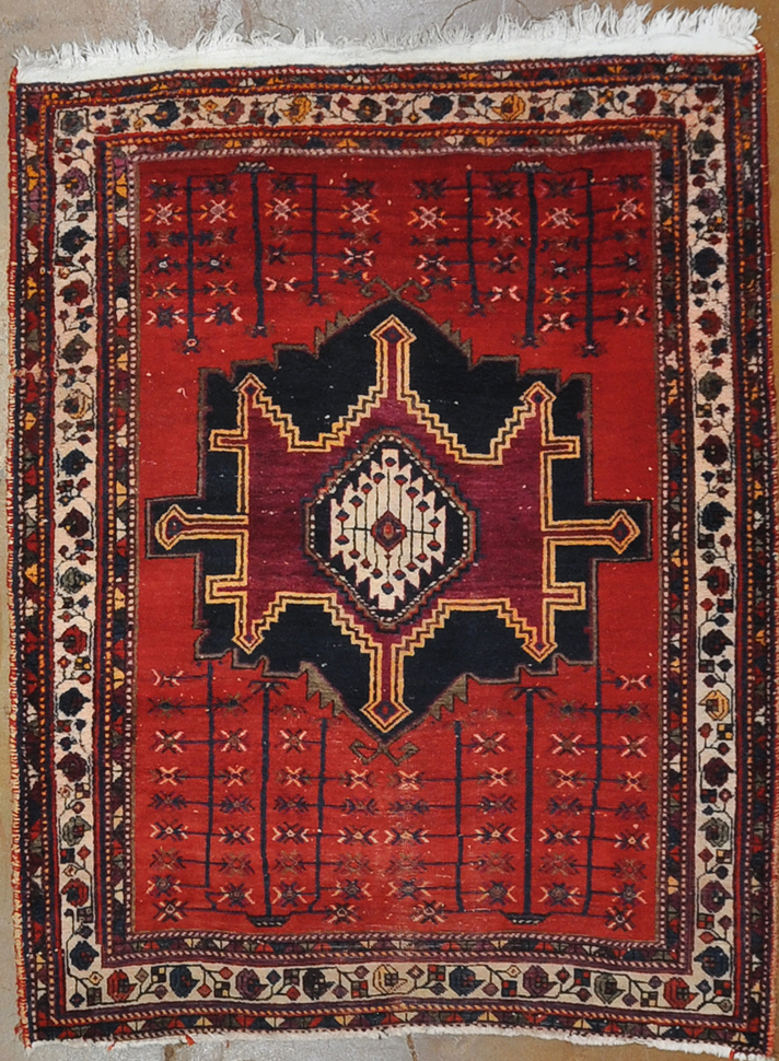 Vintage Afshar Rug Rugs and more oriental Carpet -