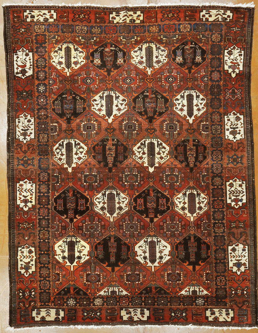 Antique Armani Bakhtiari rugs and more oriental carpet -
