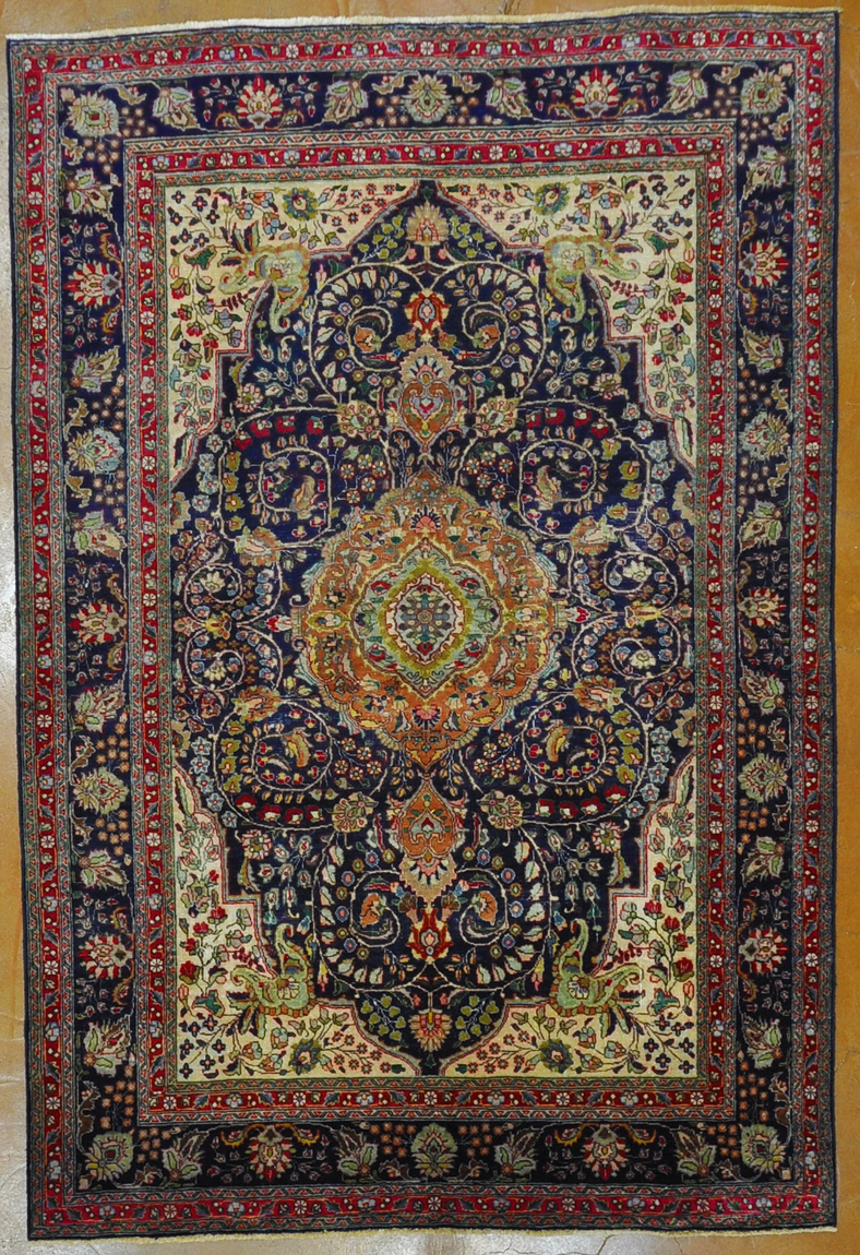 Vintage Tabriz Rugs and more oriental carpet-