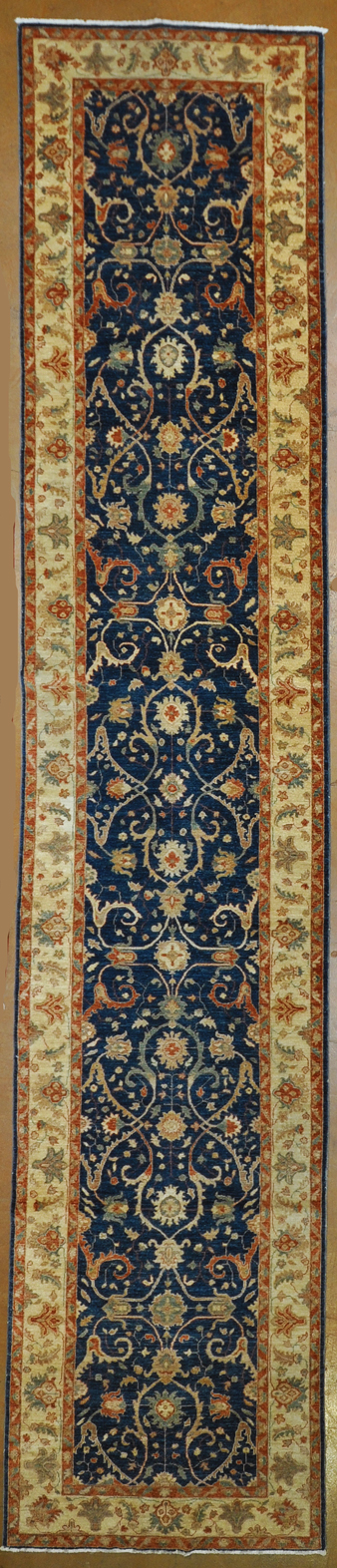 Ziegler & Co Oushak Blue rugs and more oriental carpet-