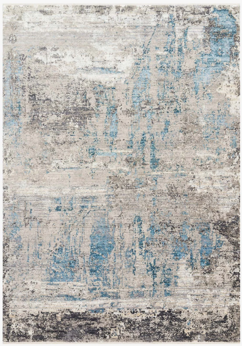 Modern Grey rugs and more oriental carpet -1