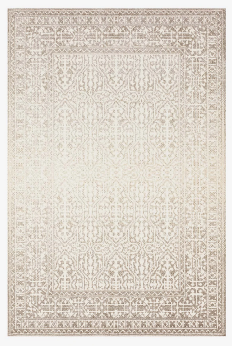 Modern Granite rugs and more oriental carpet 34836-1
