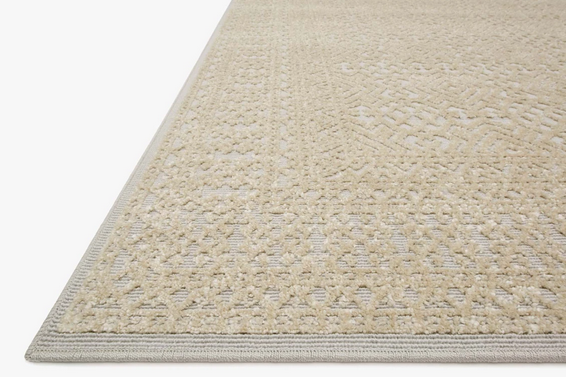 Modern Ivory rugs and more oriental carpet 34844-