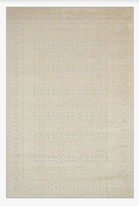 Modern ivory rugs and more 34789-