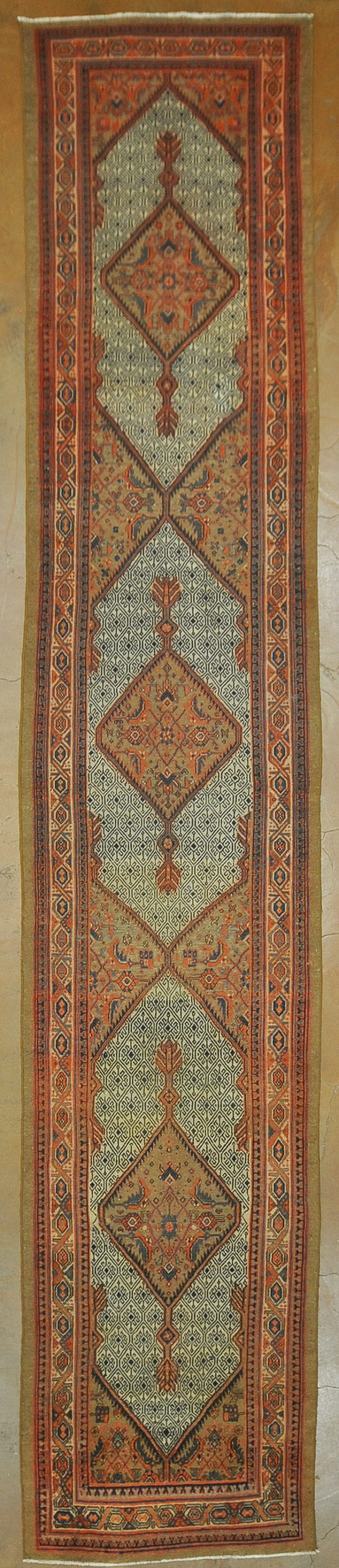 Antique Sarab Caramel Hair rugs and more oriental carpet 34947-