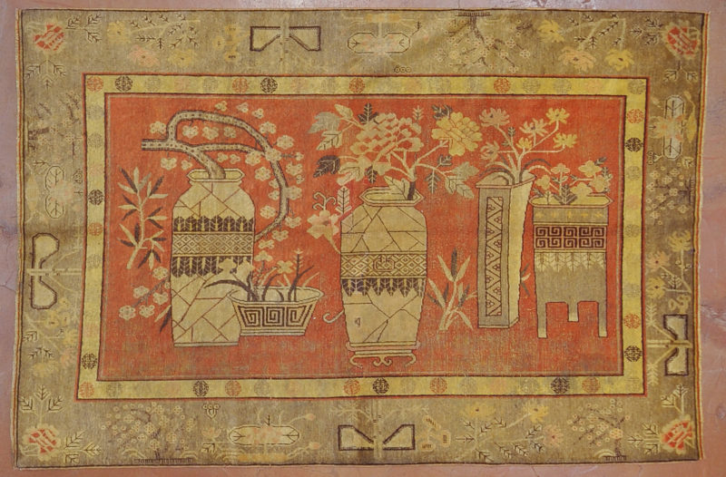 Antique Samarkand Rugs and more oriental carpet -