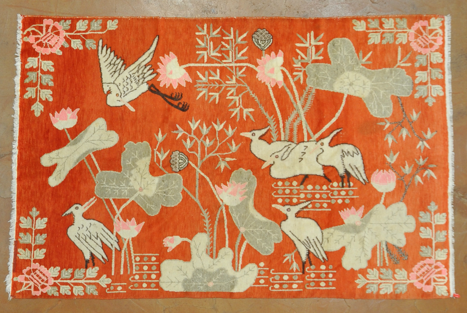 Antique Samarkand Rug rugs and more oriental carpet -