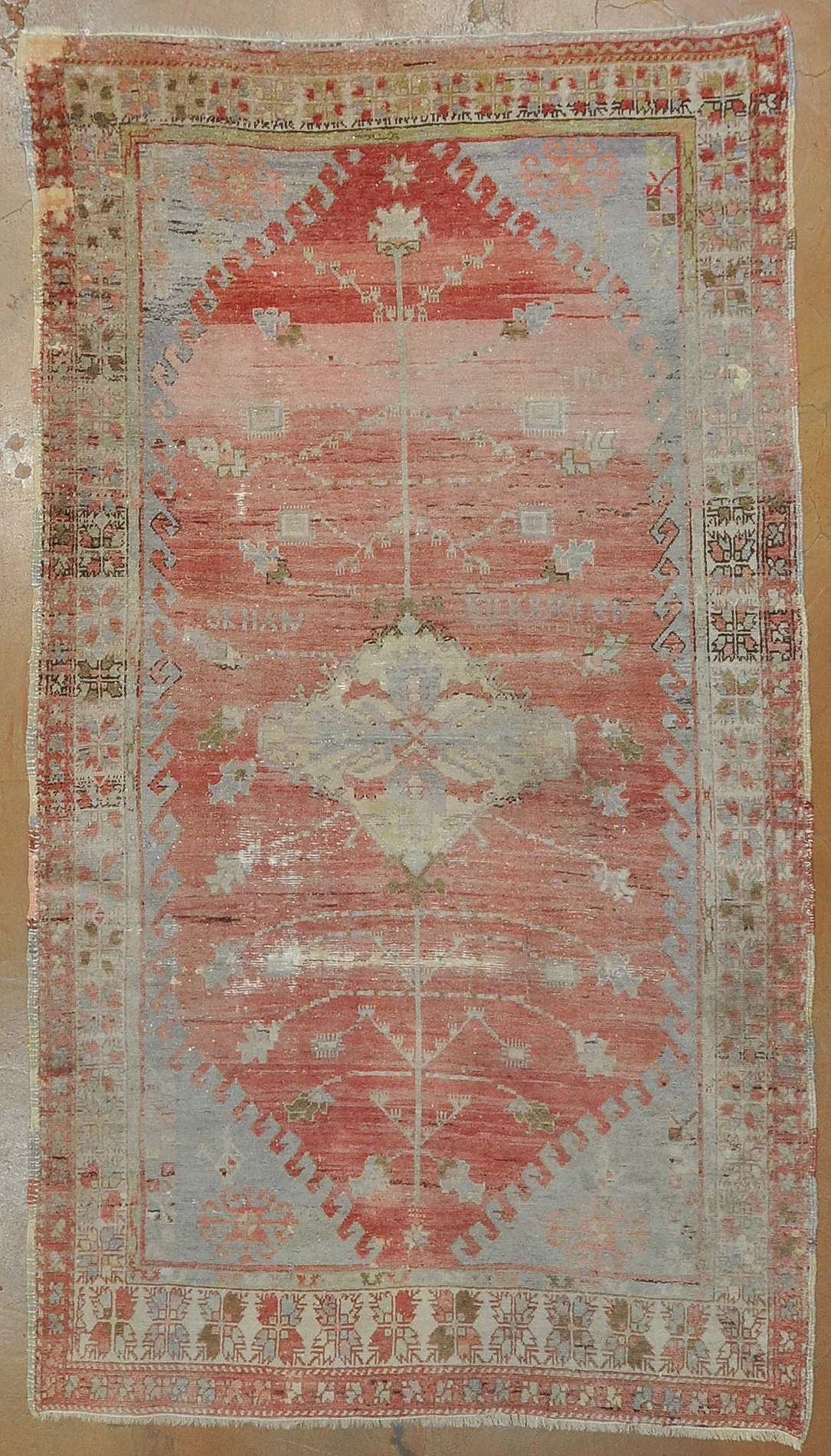 Antique Oushak Rug rugs and more oriental carpet -