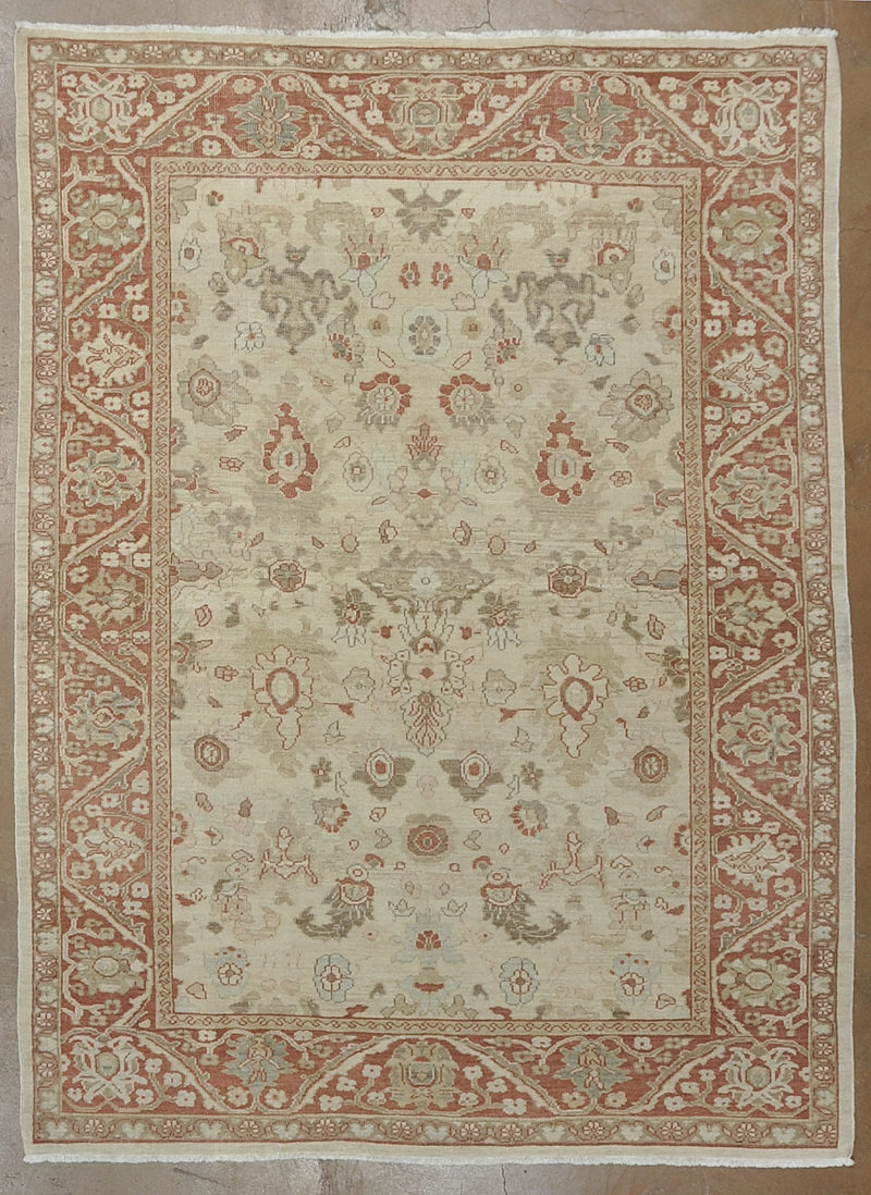 Original Ziegler & Co Sultanabad rugs and more -