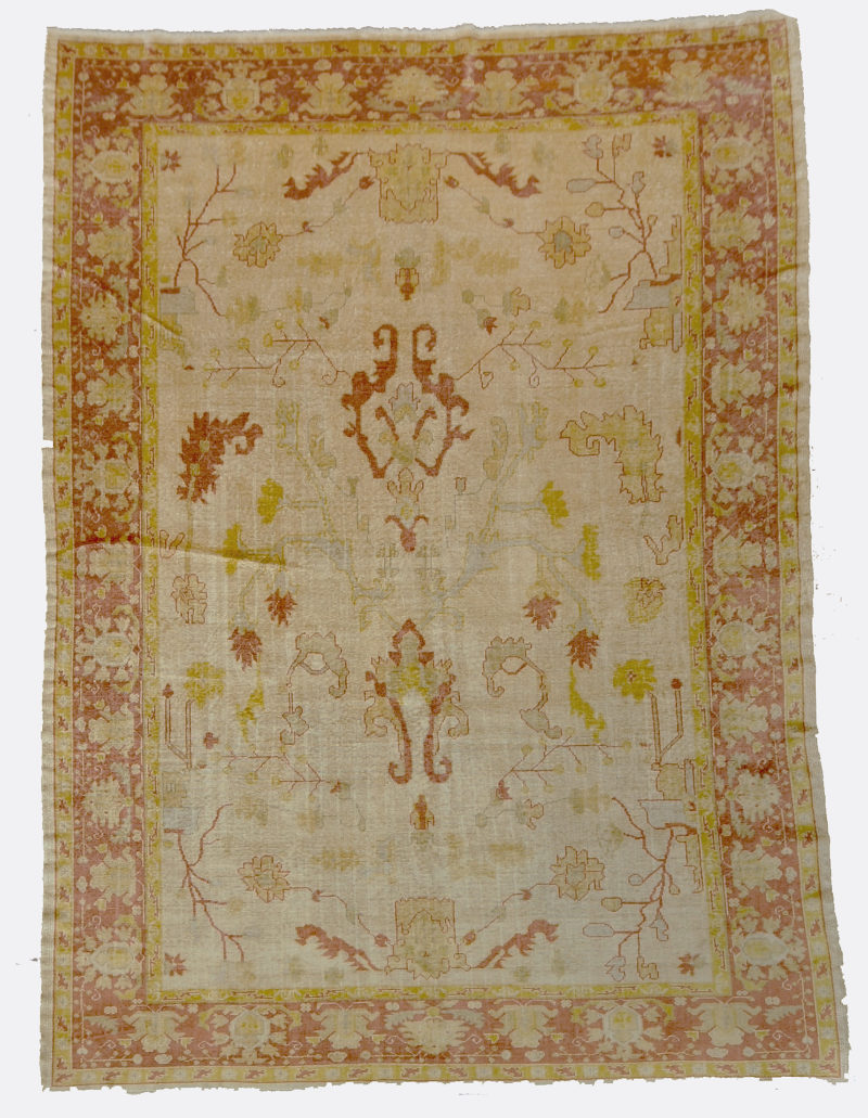 Vintage Angora Oushak rugs and more oriental carpet -