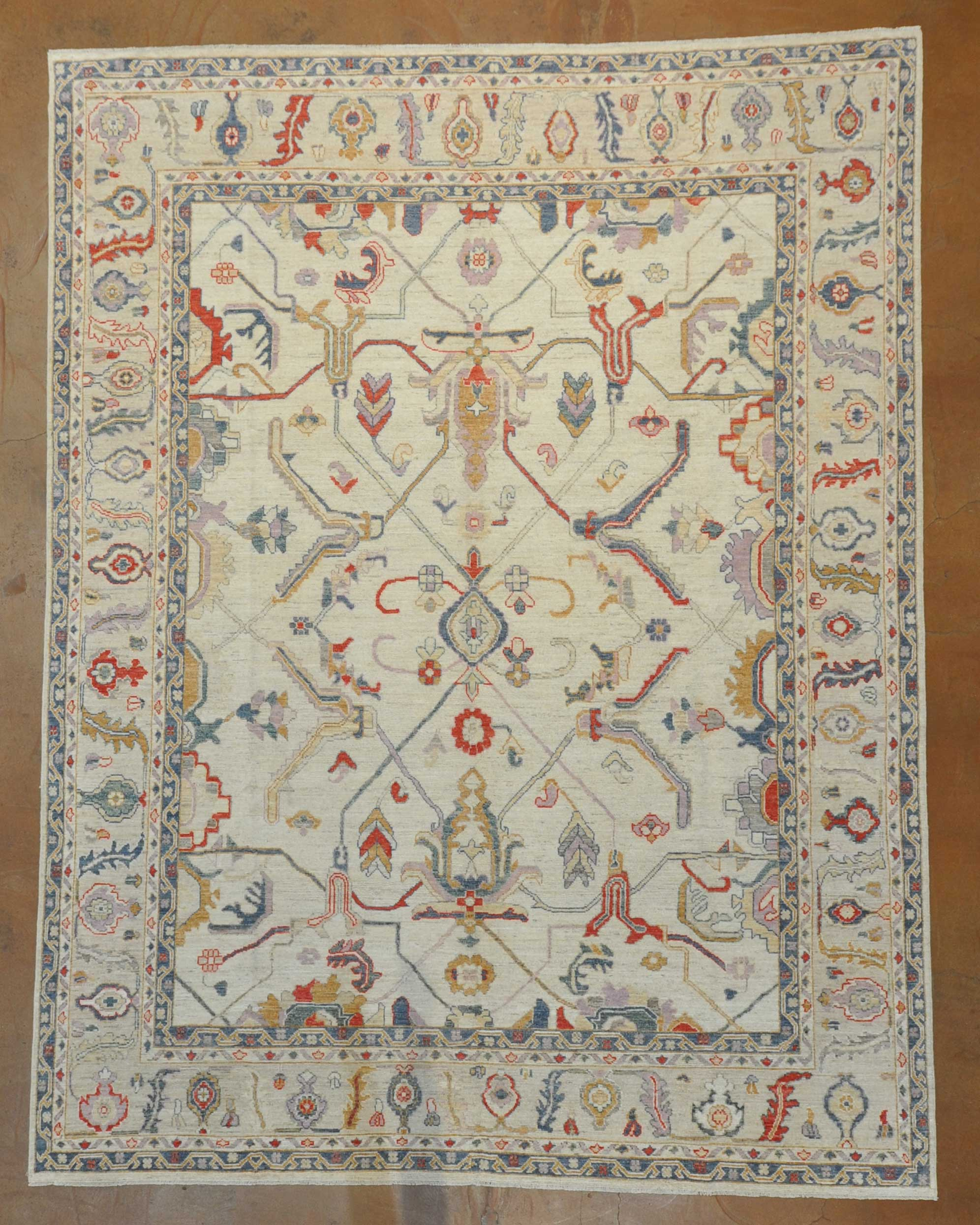 Ziegler & Co Oushak rugs and more oriental rugs-