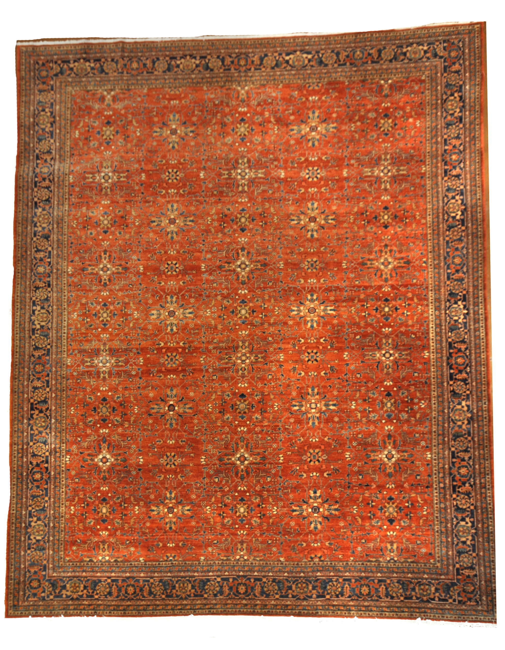 Ziegler & Co Vintage Farahan RUGS AND MORE