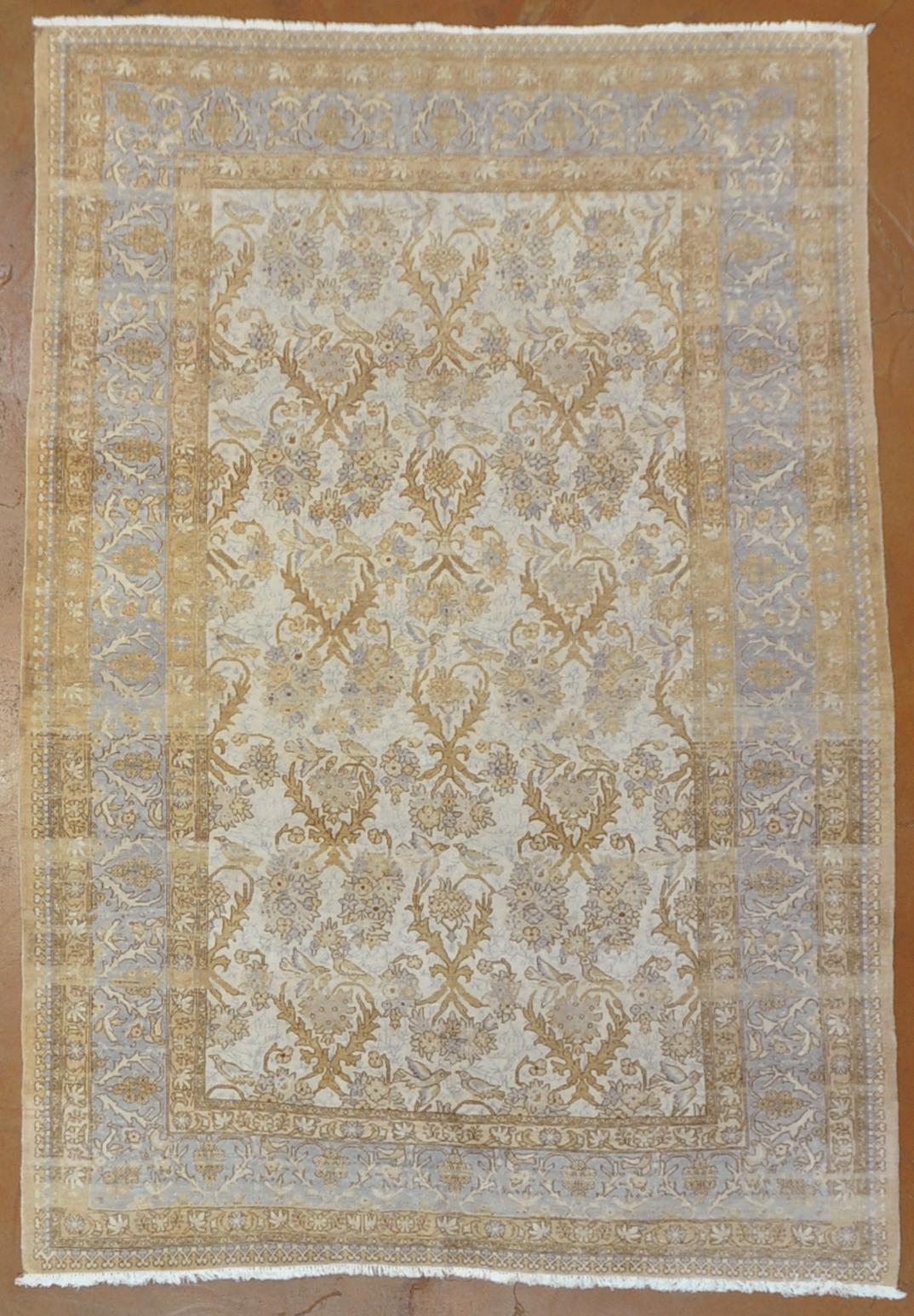 Antique Qum Rug rugs and more oriental carpet -