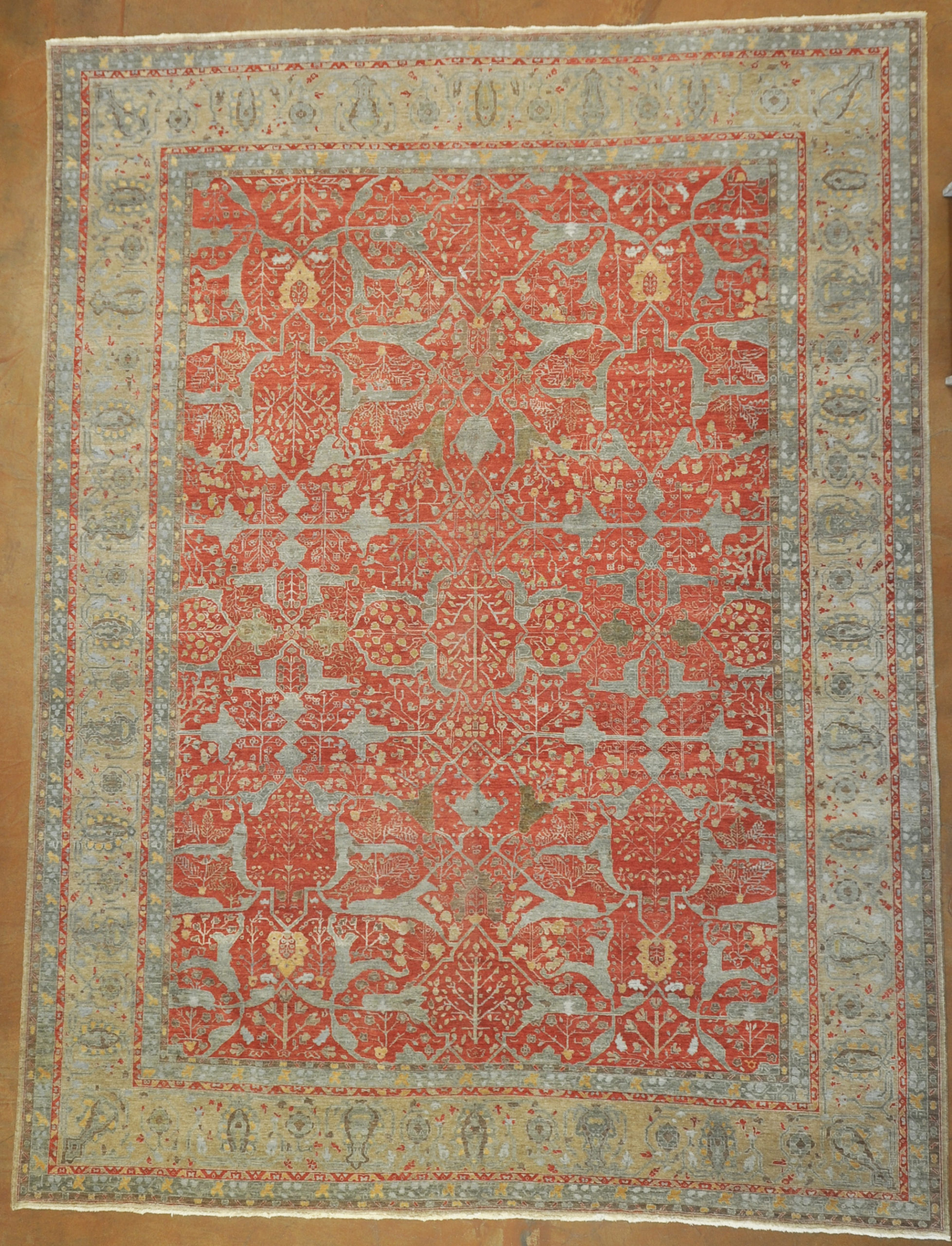 Vintage Indo Agra rugs and more -
