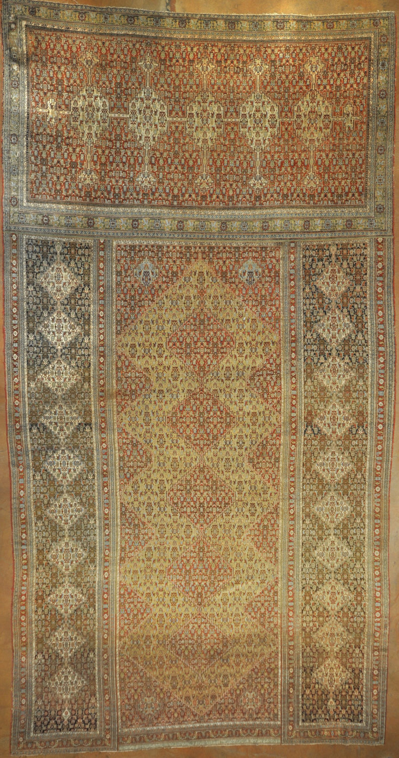 triclinium Rug rugs and more oriental carpet-8